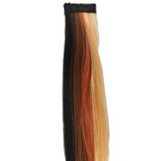 Dark mix Extensions, 50 cm - Crazy Color Clip On