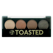 W7 Toasted Oogschaduw Palette