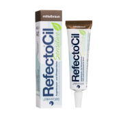 RefectoCil Eyebrow Color Sensitive 15 ml - Medium Brown