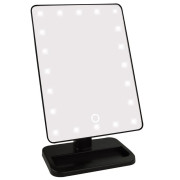 UNIQ Hollywood Classic 21 LED Mirror - Swart