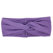 SOHO® Turban Haarband, Lila