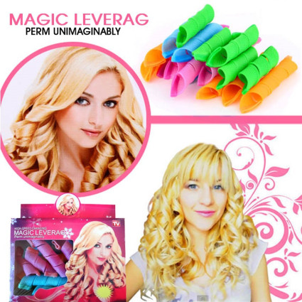 Magic Leverag Curlers (Krullers)