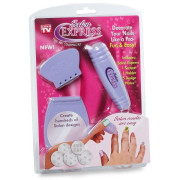 Salon Express - Nail Art Decoratie Kit