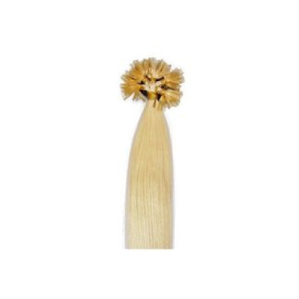 Hot Fusion hair extensions - 50 cm - #613 Blond