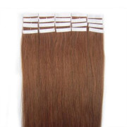 Tape extensions - 50 cm - #30 Rood Bruin